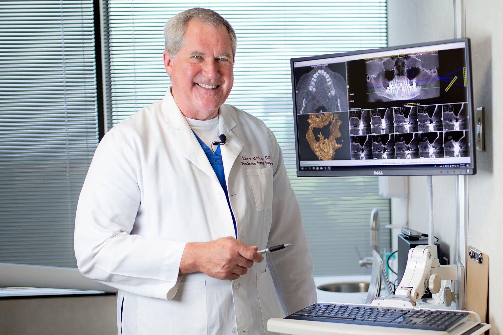 Dr. Barry Heaton DDS   Advanced Technology